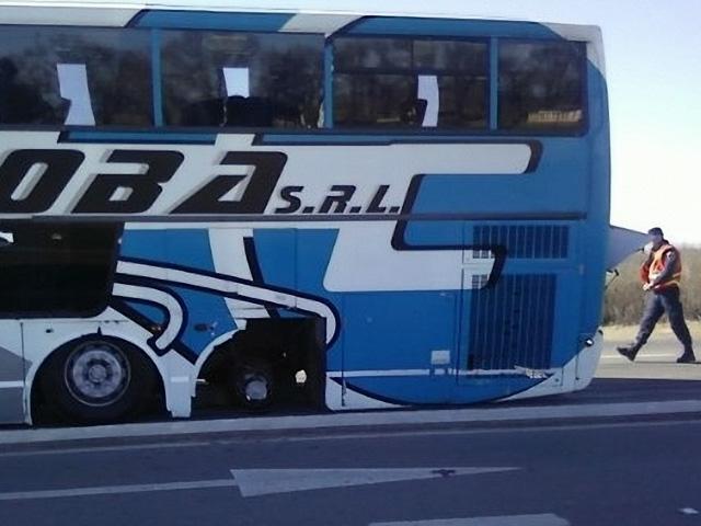 Accidentes Ómnibus en Rutas Argentinas